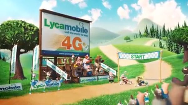 Lycamobile UK Data Bundles