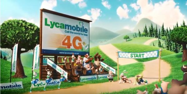Lycamobile packages
