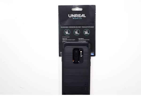 Unreal Mobile APN Settings