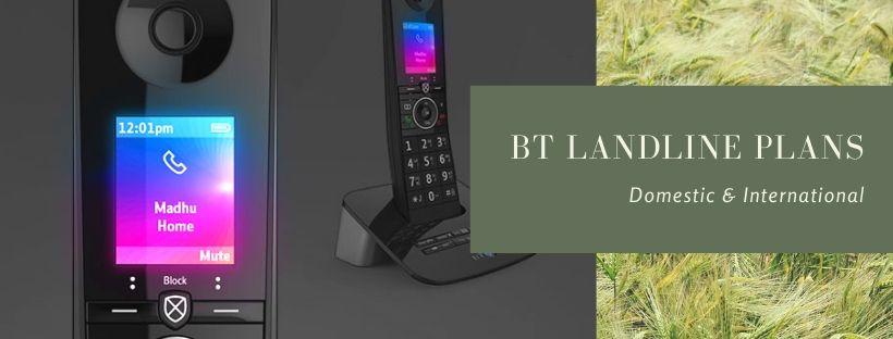 BT plans for landline users