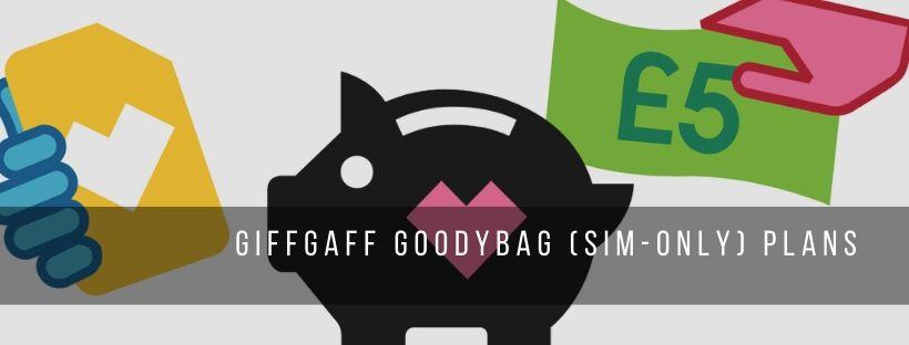 Giffgaff SIM-Only Plans