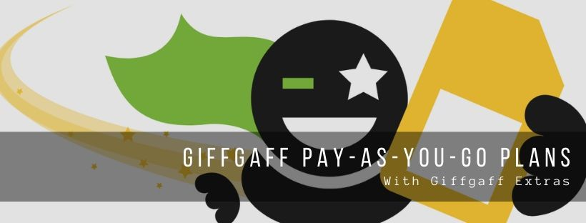 Giffgaff PAYG Plans